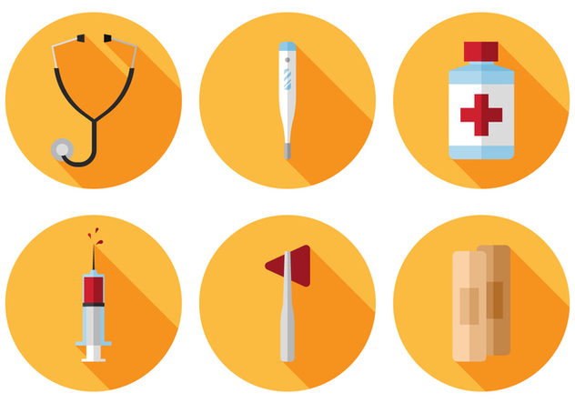 632x443 Vector Medical Icon Set Free Vector Download 377813 Cannypic