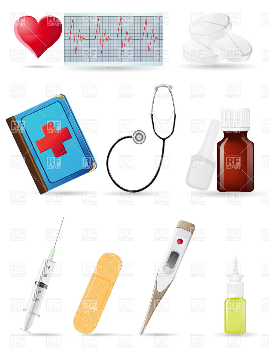 900x1200 Health Care And Medicine Icons Vector Image Vector Artwork Of