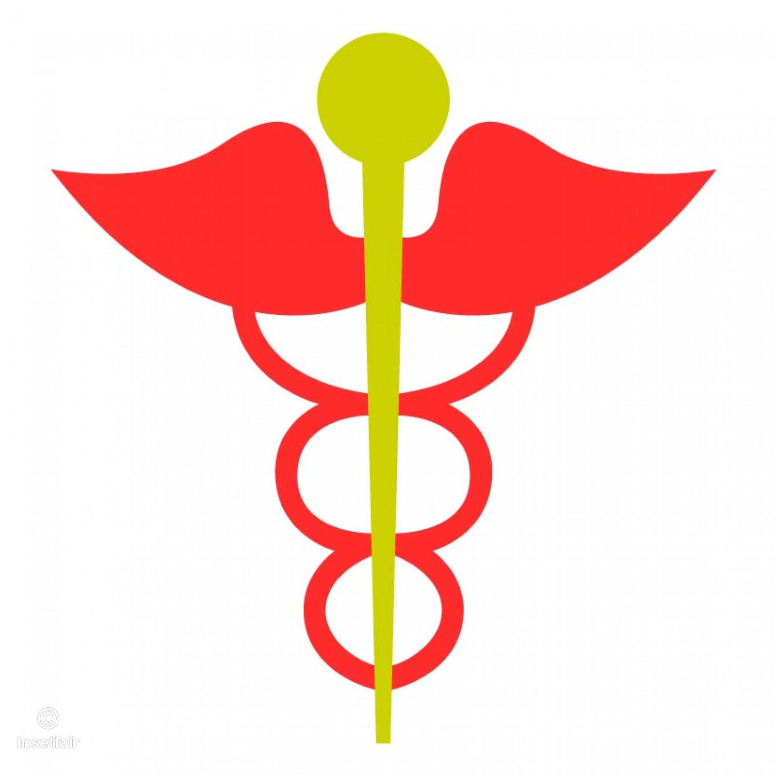 1600x1600 Medical Logo Vector Art Illustration