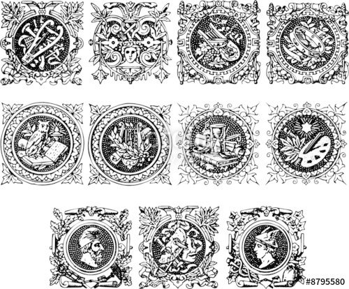 500x414 Medieval Vector Art Stock Image And Royalty Free Vector Files On