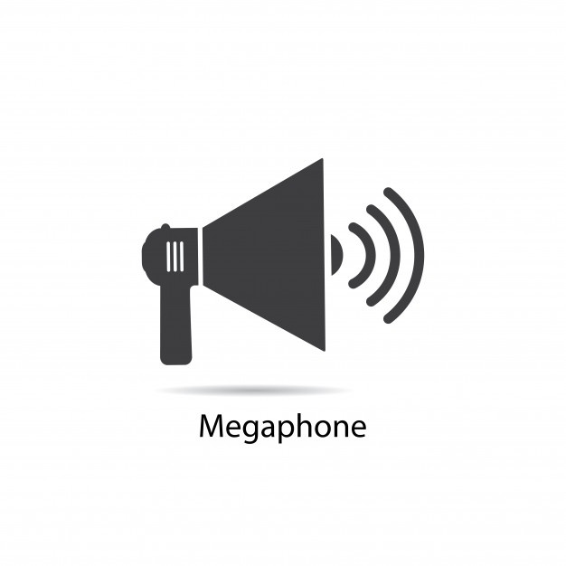 626x626 Megaphone Vectors, Photos And Psd Files Free Download
