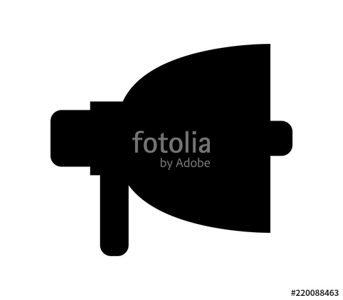 500x438 Megaphone Icon Stock Image And Royalty Free Vector Files On