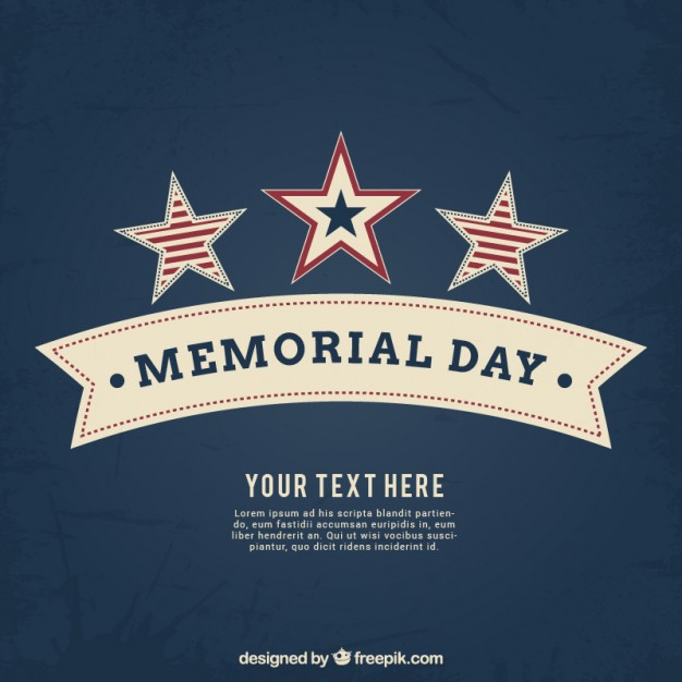 626x626 Background For Memorial Day Vector Free Download
