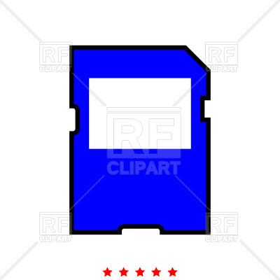 400x400 Memory Card Icon