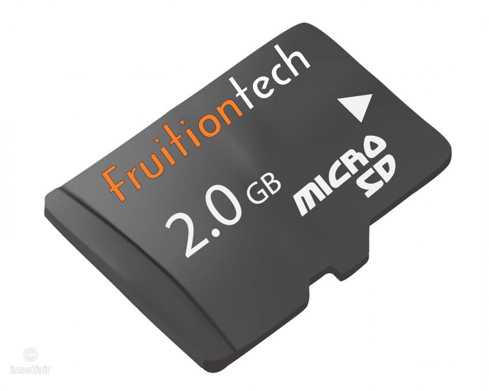 1600x1280 Micro Sd 2 Gb Memory Card Vector Png Image