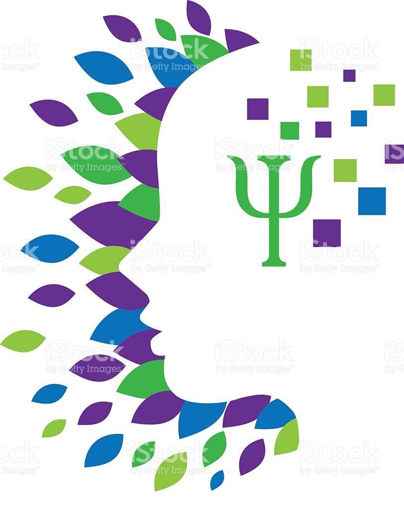 813x1024 Elegant Psychology And Mental Health Vector Design Concept Art