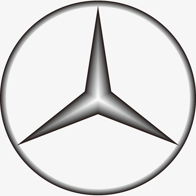 Mercedes Benz Logo Vector At GetDrawings