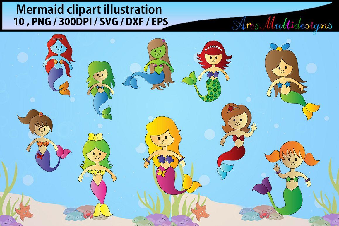 1158x772 Mermaid Clip Art Water Girls High Quality Beauty Girl