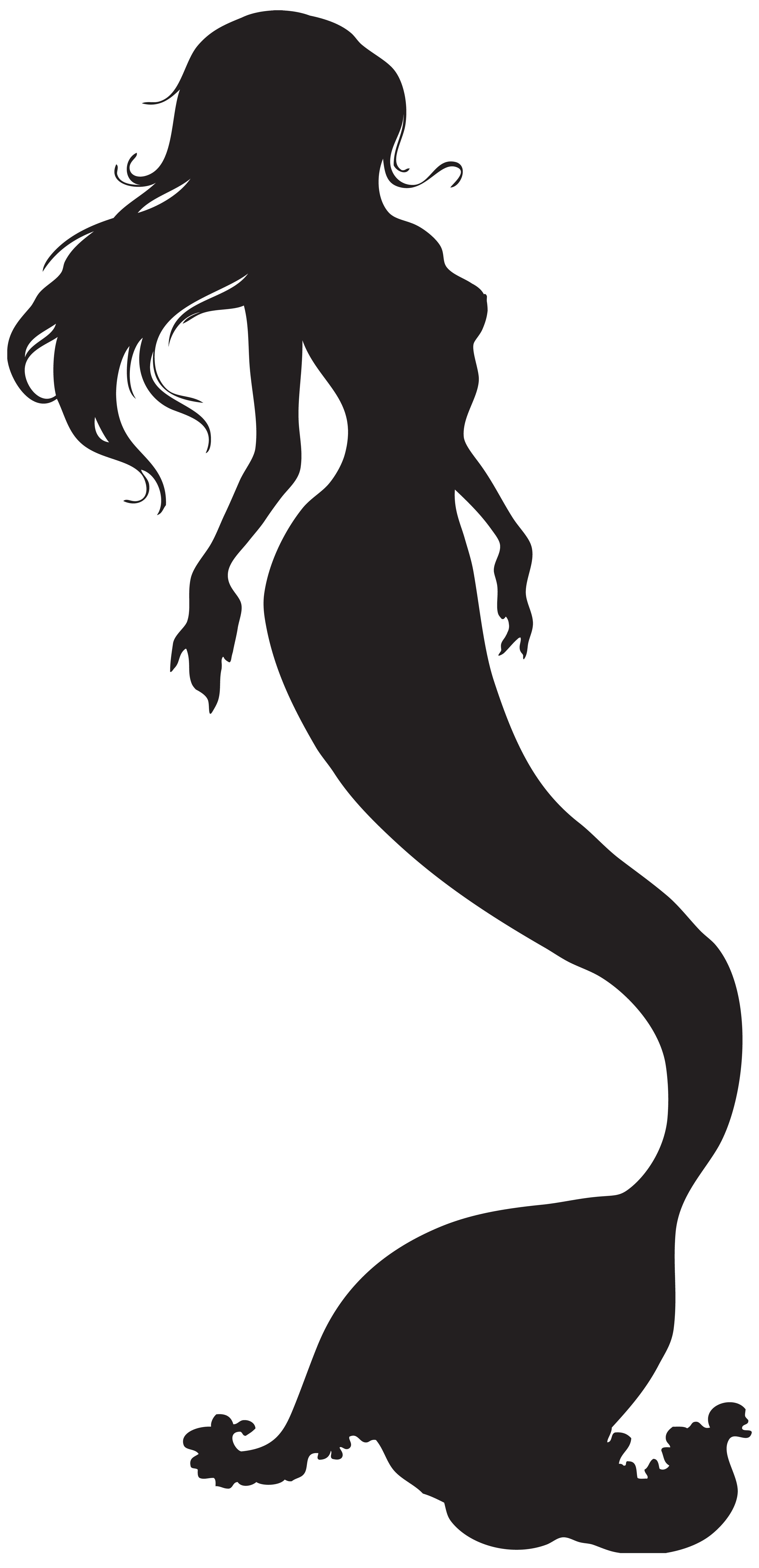 3874x8000 Collection Of Free Mermaid Vector Pregnant. Download On Ubisafe