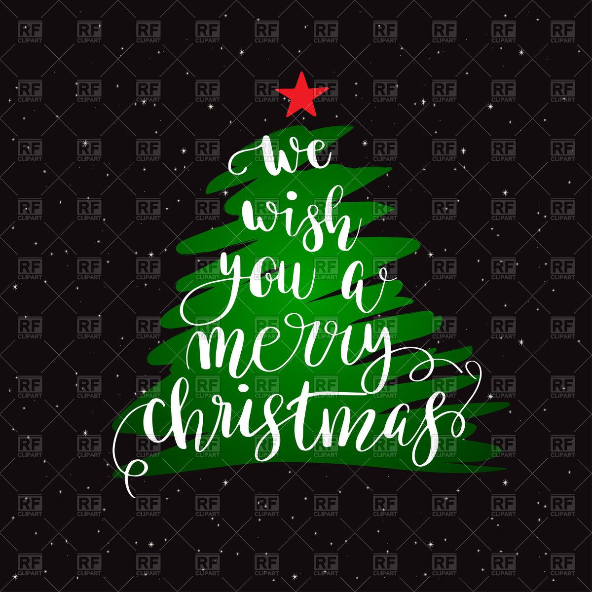 1200x1200 Christmas Card And Tree