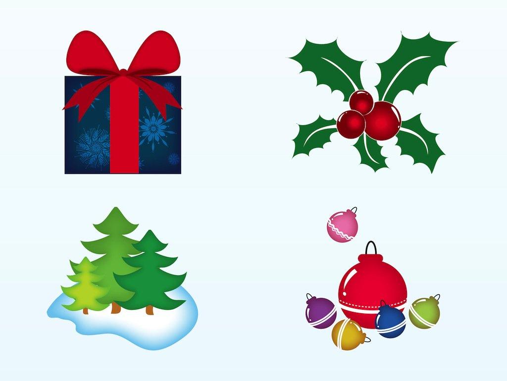 1024x770 Merry Christmas Vector Vector Art Amp Graphics