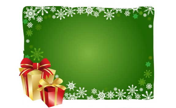 575x354 49 Free Merry Christmas Vector Graphics The Design Work