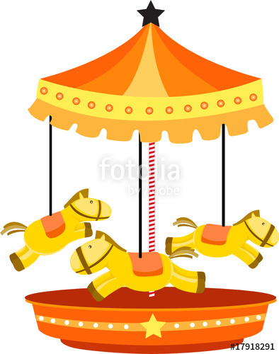 394x500 Carousel Merry Go Round Stock Image And Royalty Free Vector Files