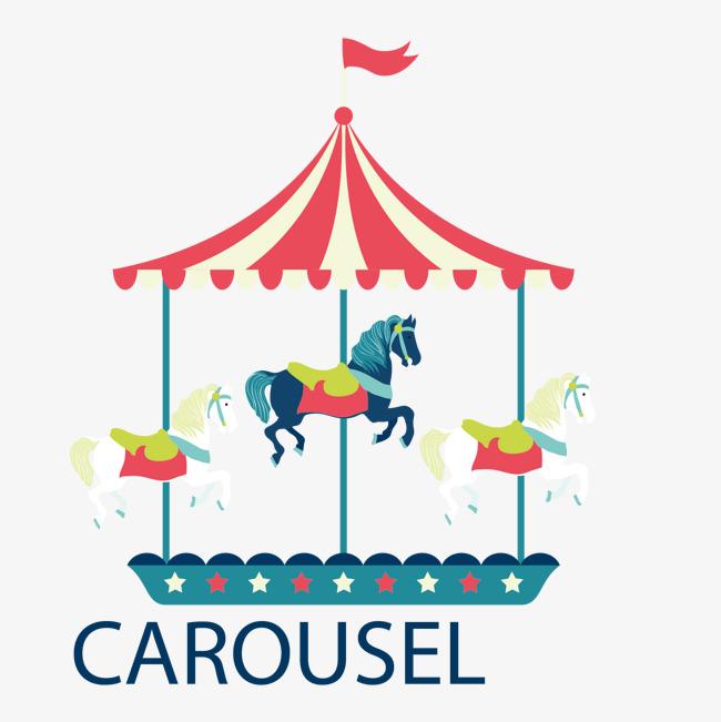 650x651 Carousel Facilities Logo Vector, Carousel Facilities, Merry Go