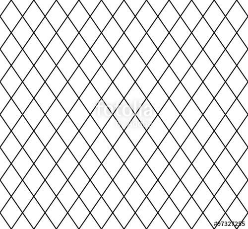 500x461 Grid, Mesh, Lattice Background With Rhombus, Diamond Shapes