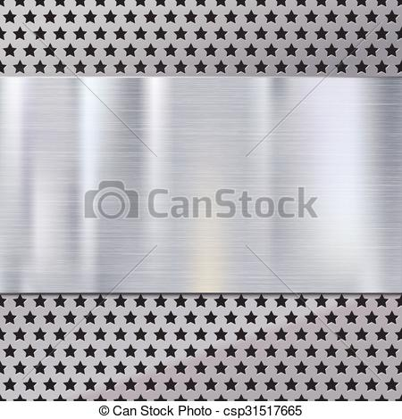 450x470 Metal Texture Plate . Metal Plate Over Grate Texture,... Clip Art