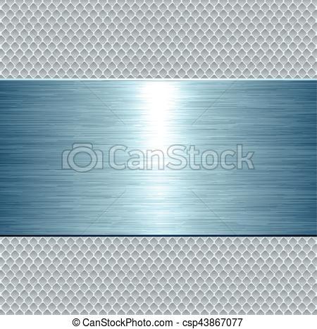 450x467 Metallic Plate Background Blue. Metallic Background, Blue Metal