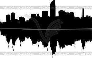 300x191 Miami Skyline