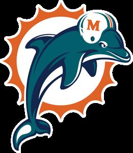 261x300 Miami Dolphins Logo Vector (.ai) Free Download