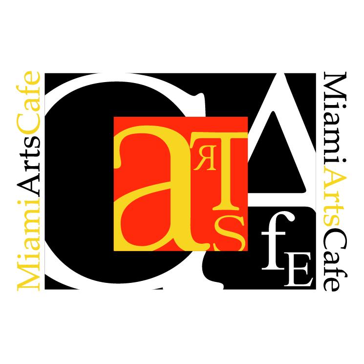 745x745 Miami Arts Cafe 1 Free Vector 4vector