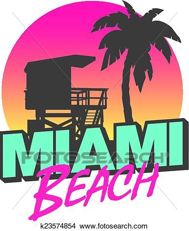 385x470 Miami Clipart
