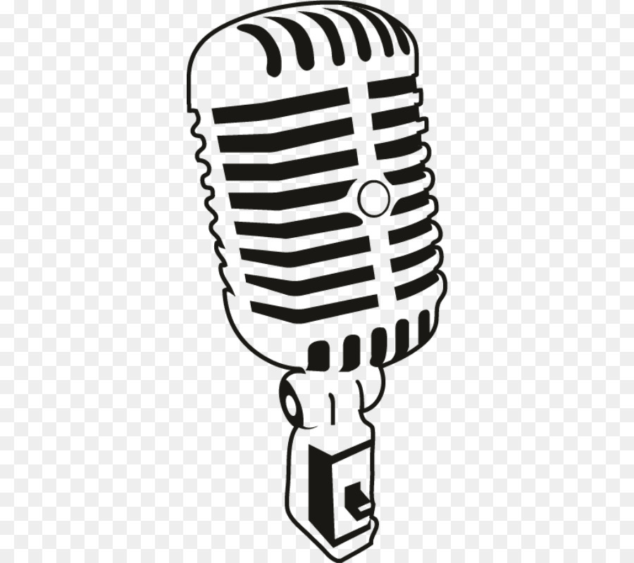900x800 Microphone Drawing Clip Art