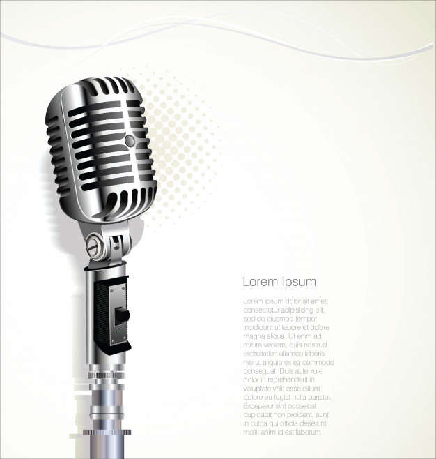 626x658 Microphone Vectors, Photos And Psd Files Free Download