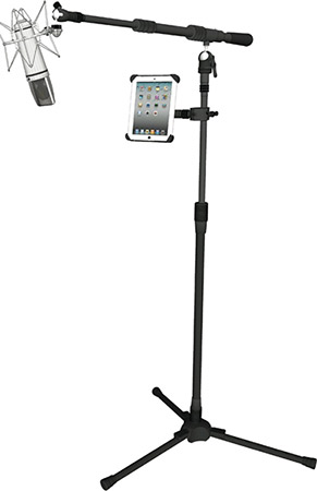 291x450 Triad Orbit Microphone Stand Buying Guide Sweetwater