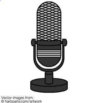 335x355 Download Vintage Microphone