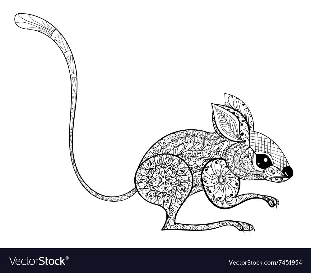 1000x880 Drawn Mice Vector
