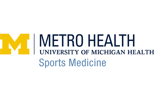 600x400 Metro Health University Of Michigan Health Sports Medicine Logo