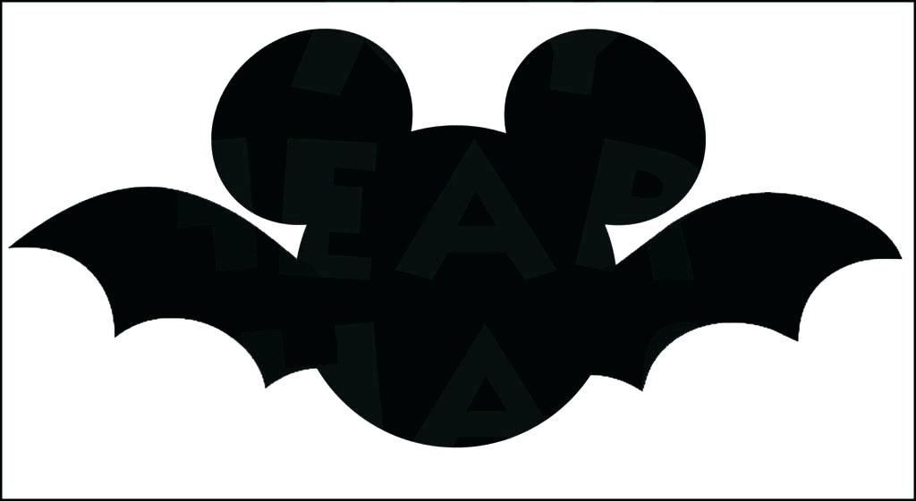 1024x561 Mickey Mouse Face Template Vector Wearesoul.co