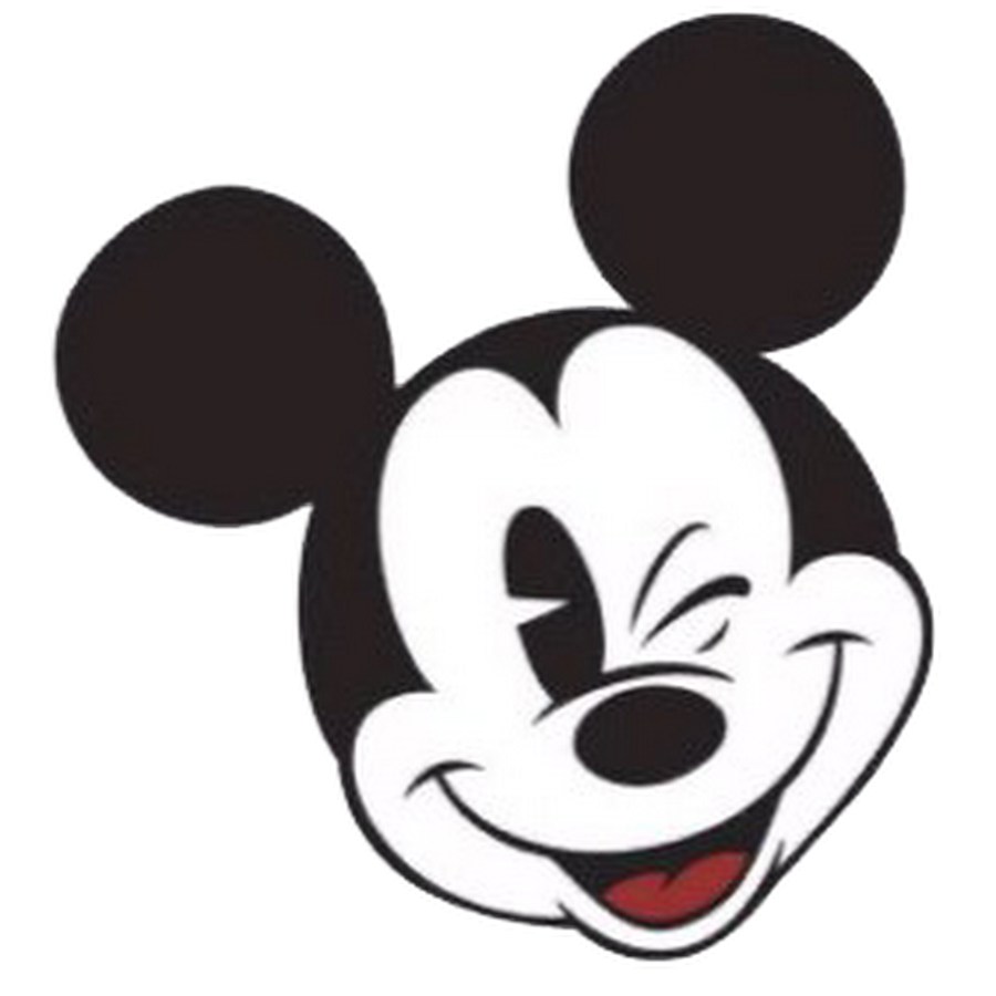 900x900 Collection Of Free Mickey Vector Face. Download On Ubisafe