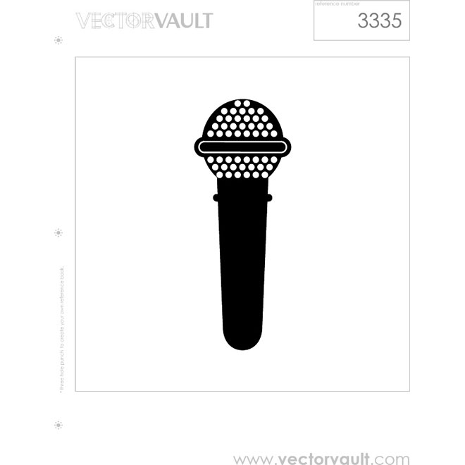 660x660 Free Microphone Vectors 47 Downloads Found
