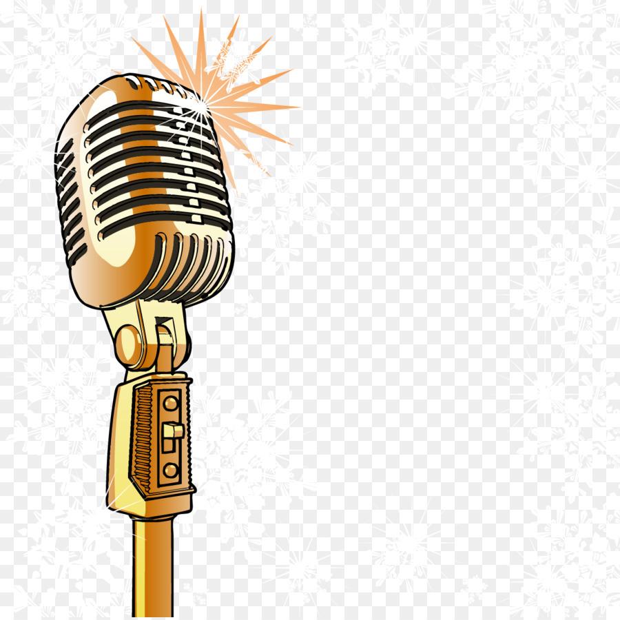 900x900 Microphone Clip Art