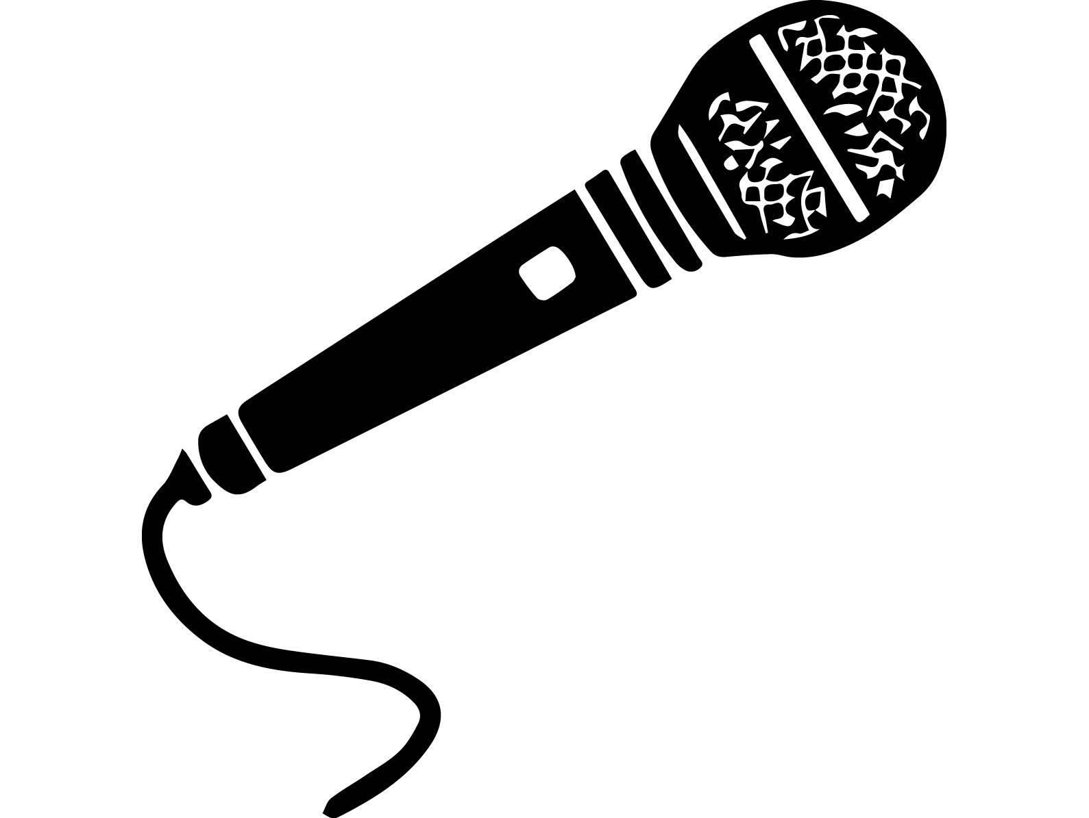 1589x1195 Microphone Singer Audio Voice Karaoke Record Concert Radio Etsy