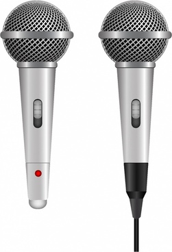 251x368 Microphone Free Vector Download (261 Free Vector) For Commercial