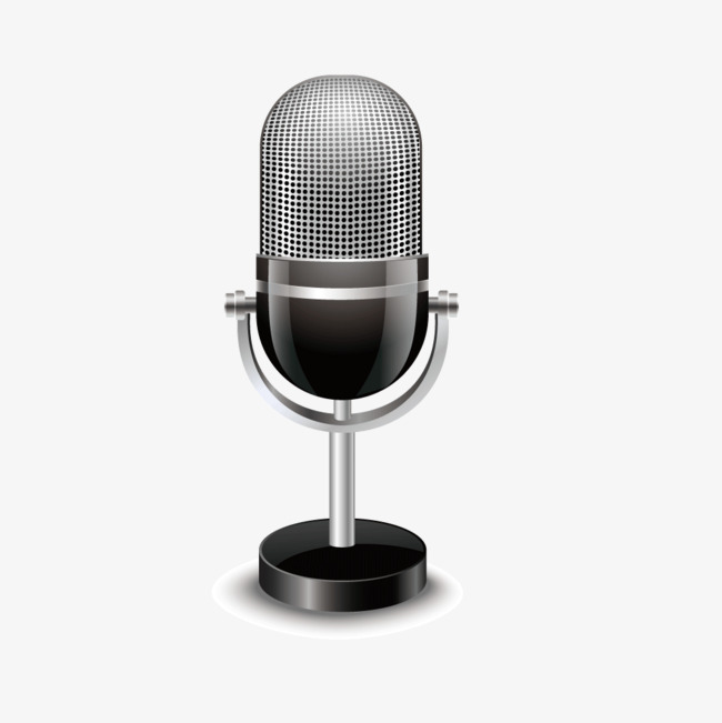 650x651 Luxury Microphone Vector, Microphone Vector, Microphone, Vector