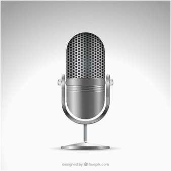 338x338 25 Free Microphone Vector 2018 Best Graphics Amp Vector Design Ideas