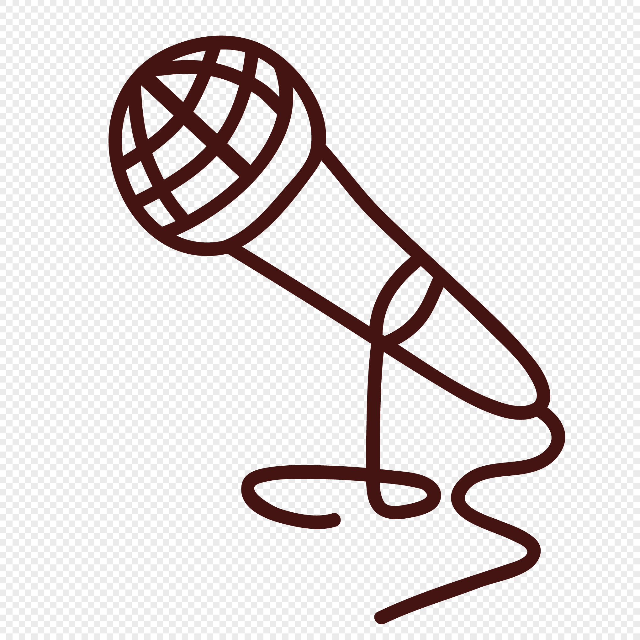 2041x2041 Microphone Vector Image Picture 400333694 Free Download