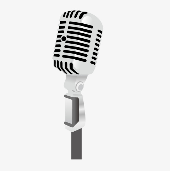 650x651 Modern Microphone Microphone, Microphone Vector, Modern