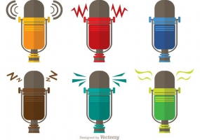 285x200 Music Microphone Vector Free Vector Graphic Art Free Download
