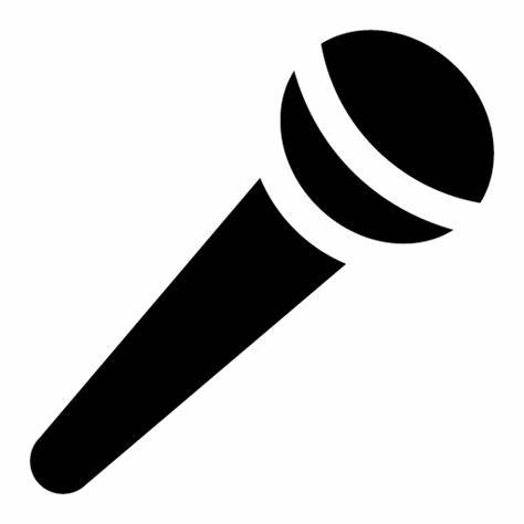 474x474 Simple Microphone Vector. Microphone Vector Free Download