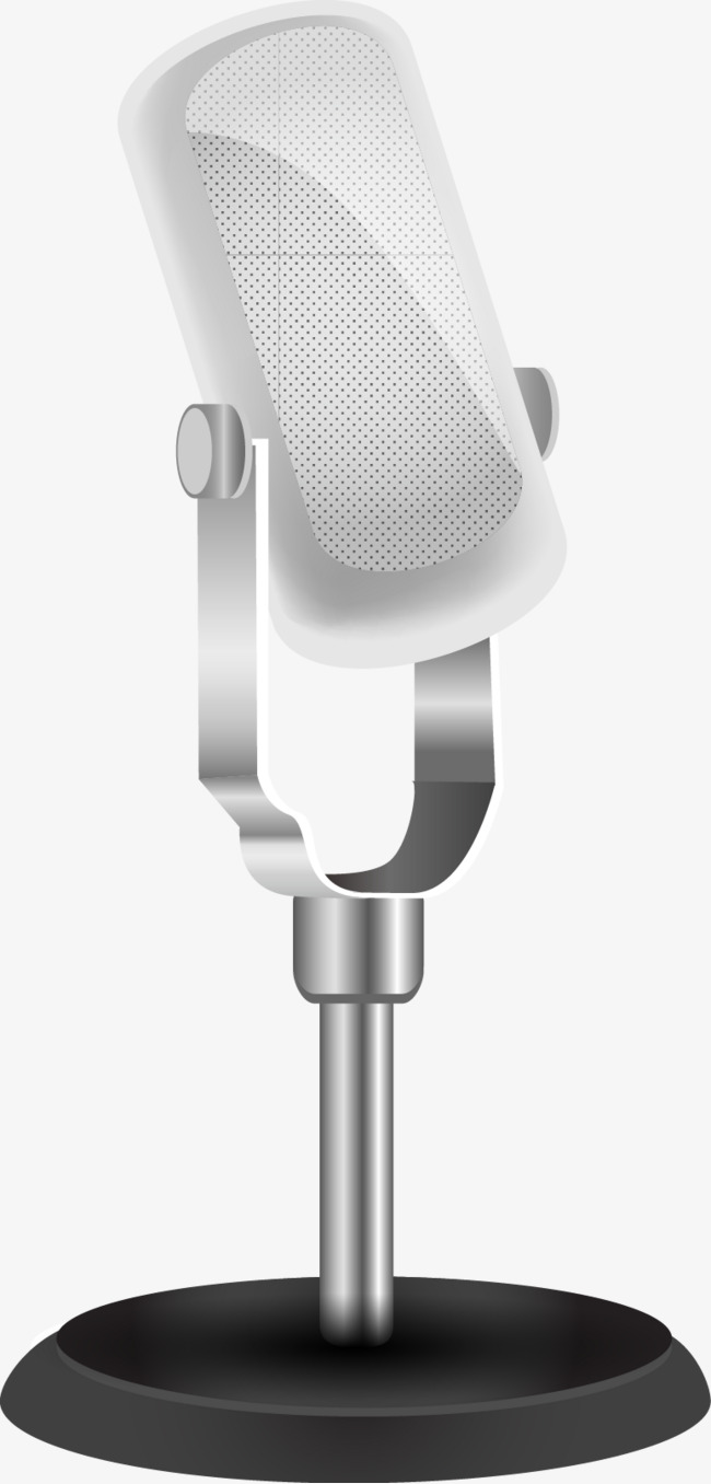 650x1356 Vector Microphone, Microphone Vector, Microphone, Vector Png And