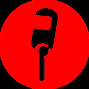 Microphone Vector Logo