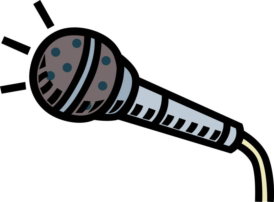948x700 Collection Of Free Mic Vector Transparent. Download On Ubisafe