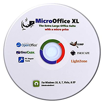 425x425 Micro Office Xl 2016 Office Suite Cd Compatible With