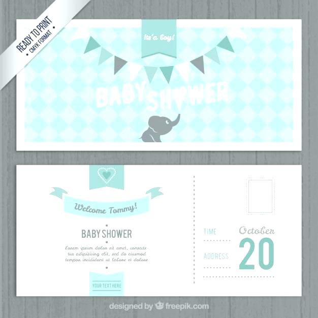 626x626 Baby Shower Invite Template Lovely Invitation Free Vector Word