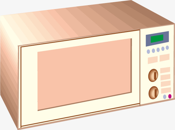 577x430 Microwave Vector Cartoon Pink, Microwave Oven, Pink Cartoon, Pink
