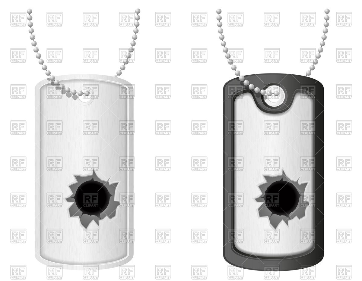 1200x933 Soldier Military Badge With Bullet Hole Vector Image Vector
